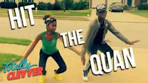 HIT THE QUAN Tutorial on the Streets! – iHeart Memphis Dance Moves Explained (To