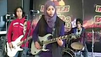 Kashmir Girl Band Breaks Up After Threats