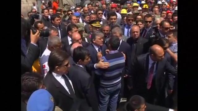 Turkish President on miners' deaths: 'Our pain is so big'