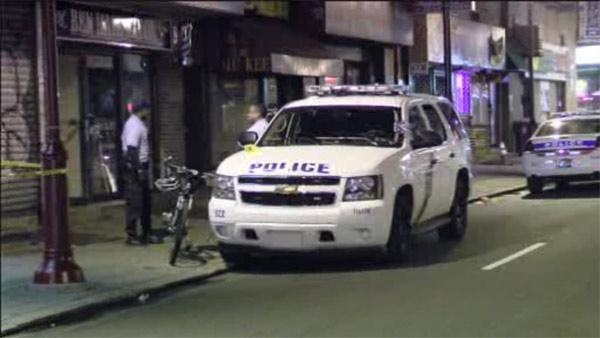Man shot in face in Philadelphia massage parlor