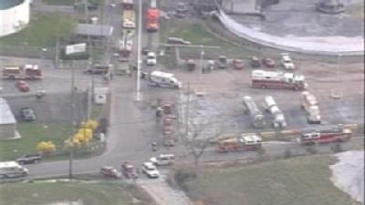 2 Dead After Explosion, Fires At Chemical Plant