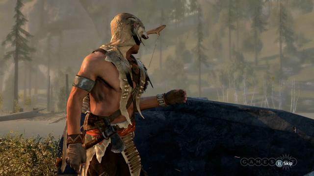 AC3: Evil Washington And The Power of The Wolf - DLC Preview