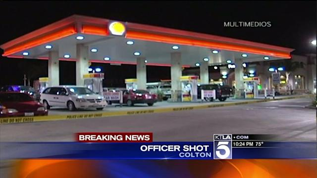 Off Duty Officer Shot Killed at Southland Gas Station