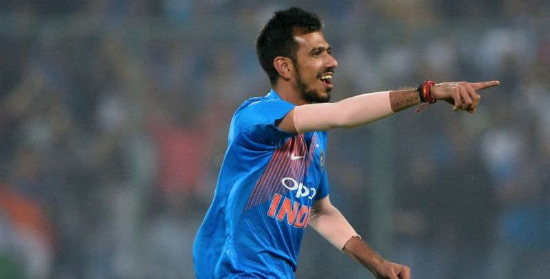 Yuzvendra Chahal holds the record of best bowling figures by an Indian bowler in T20s.