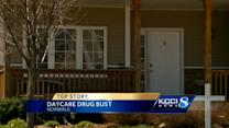 Drug bust reported at home day care