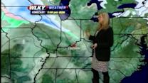 Sunday Weather Forecast for March 3rd