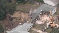 Sinkholes Threaten Homes Across the Country