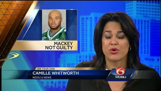 Former Tulane football player found not guilty in robbery