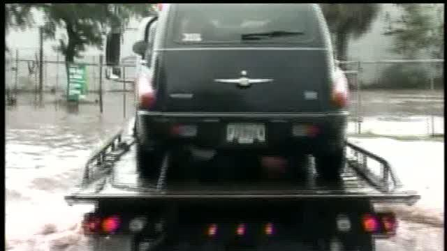 Thousands surprised in car towing