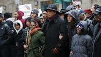 Black Friday Protests in Chicago