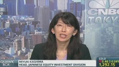 Womenomics is on the 'right track': BNY Mellon
