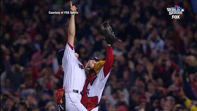 Red Sox Win First World Series in Boston in 95 Years