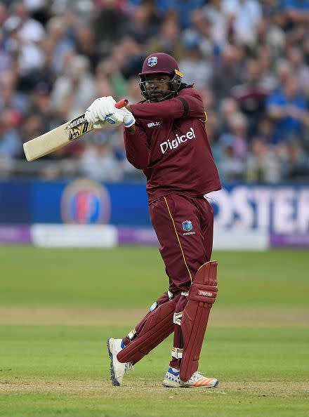 England v West Indies - 3rd Royal London One Day International