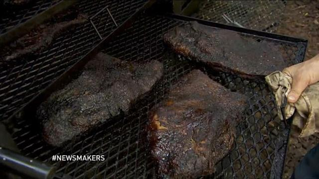 Barbecue Expert Daniel Vaughn and the Secrets of Smoked Meat