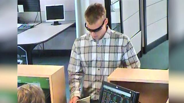 Authorities Across Country On Hunt For Serial Bank Robber