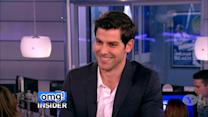 David Giuntoli Dishes on Gory 'Grimm' and His Real Life Fairytale