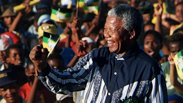 Mandela out of hospital and recovering at home