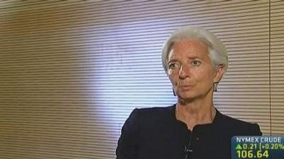 Lagarde: QE needed if low inflation persists