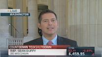 'I'm all about finding a deal that will works': Rep Duffy