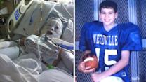 Freak accident critically injures Ft. Bend County boy