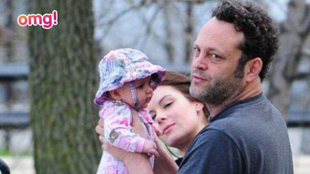 Vince Vaughn is going to be a dad again