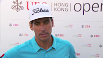 Cabrera-Bello 'not impressed' by his Hong Kong Open performance