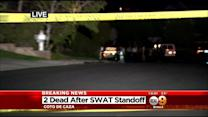 2 Dead After SWAT Stand-Off