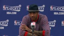 Press Pass: Carmelo Anthony