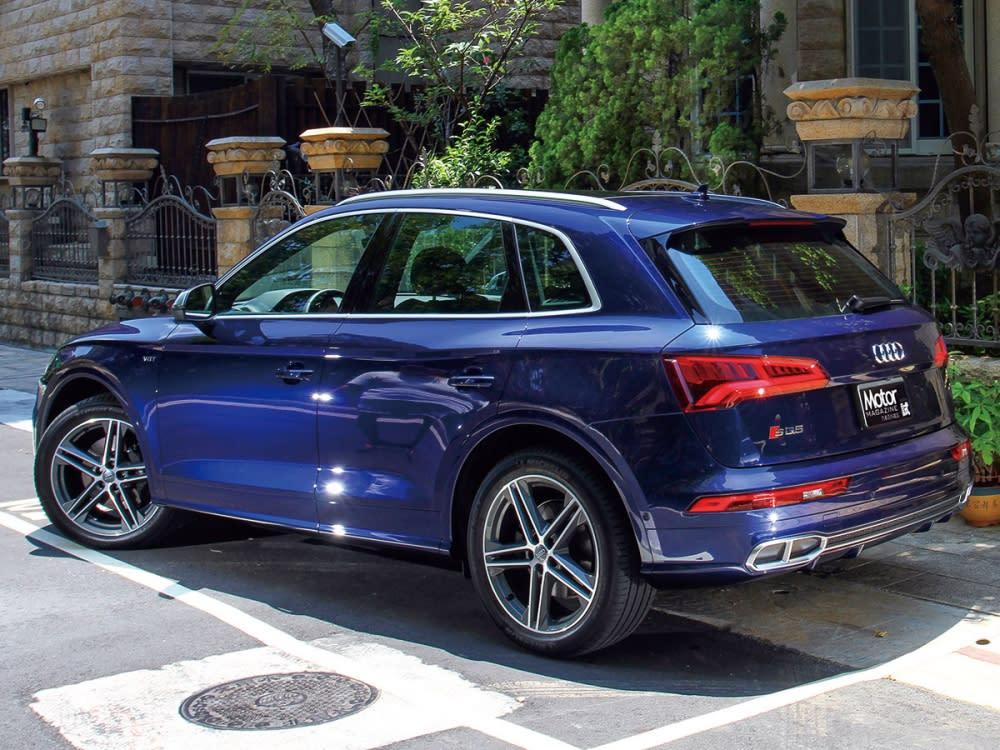 【路試報導】Audi SQ5