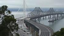 "Construction on the Bay Bridge is ""right on track"""