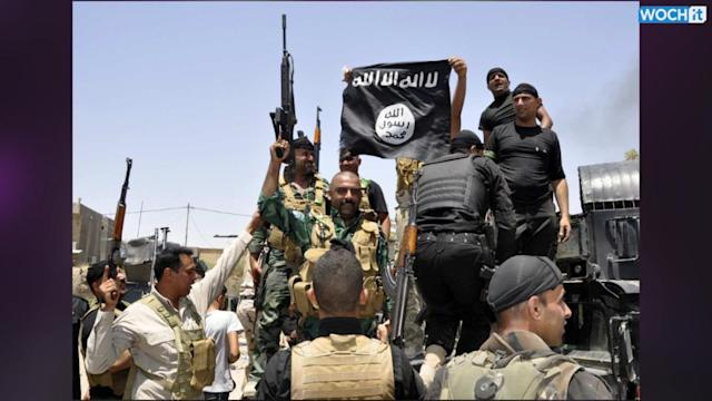 Iraqi Leader: Islamic State Is Threat To Region