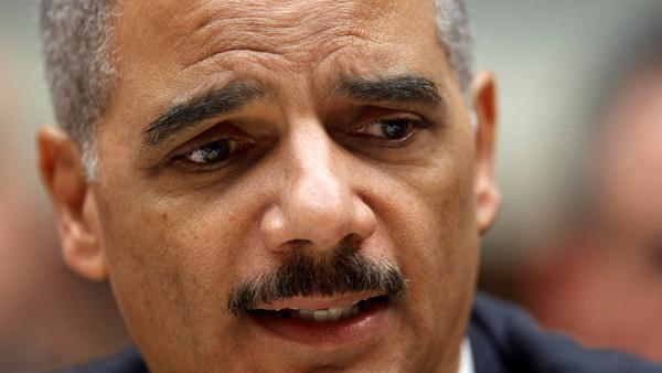 Holder: Justice Dept to challenge states on voting rights