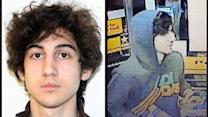 1 Boston bombings suspect dead, 1 on the run