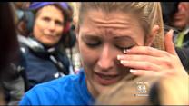Boston Marathon Bombing Survivor Emotional After Running Race's Final 3.5 Miles