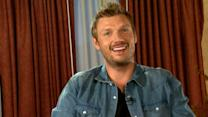 Nick Carter Sends Special Greeting for 'Dancing' Cast