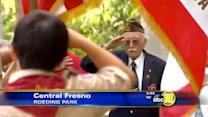 Japanese-American veterans honored in ceremony