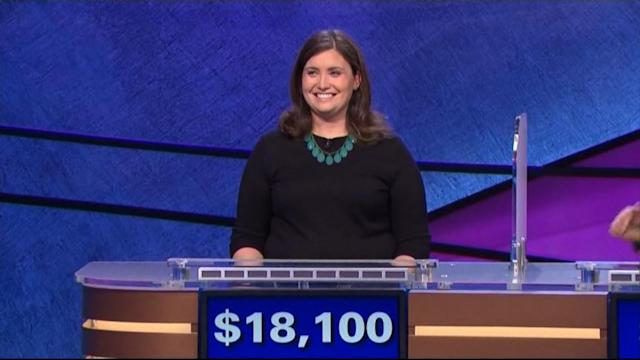 Chicago Area Woman Dominates on 'Jeopardy!'