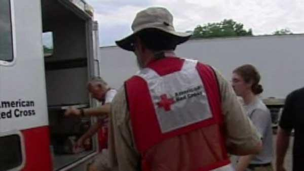 Red Cross dealing with 2nd major disaster in N. Texas