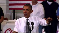 """Obama on infrastructure: """"We've got to up our game"""""""