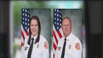 Two paramedics and battalion fire chief fired in fire department sex scandal