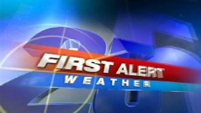 Wednesday Evening First Alert Forecast