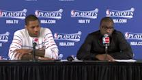 Press Pass: Anthony and Felton