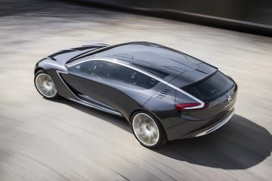 photo 1: 新世代Opel Astra 預計2015年推出