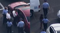 Mom charged after child found in car in Northeast Philadelphia identified