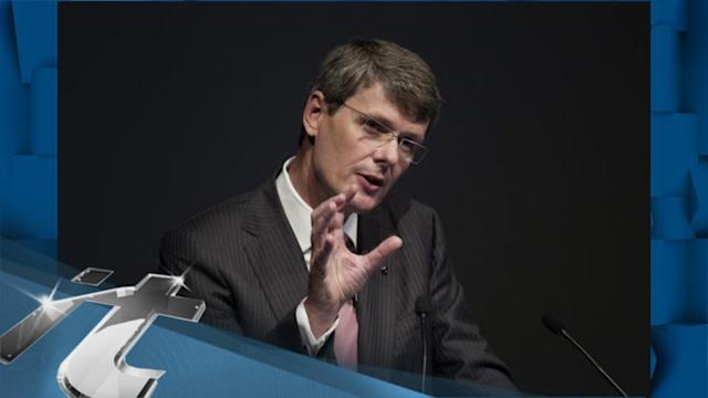 Thorsten Heins Latest News: BlackBerry CEO Urges Shareholders to Keep the Faith