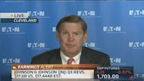 Eaton CEO: Time to face nation's fiscal crisis