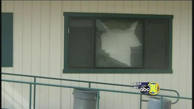 Vandals damage two schools in Mariposa