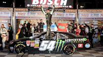 Victory Lane: Busch gets 4th NNS victory of season
