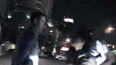 Raw: Video Captures Reese Witherspoon Arrest