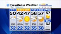 Carol's Friday Afternoon Forecast: March 27, 2015